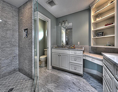 浴室装修注意事项分析 不给家装留一点遗憾