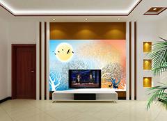 怎么挑选电视墙墙纸 有技巧效果会更惊人
