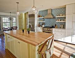 厨房装修清洁耐久 看脸是不会长久的