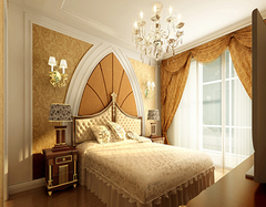 卧室装修壁纸要这样选 按着这个买绝对不会出错