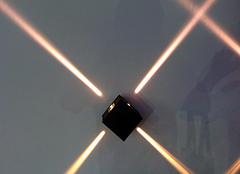 led壁灯的优点分析 选它肯定有原因