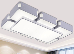 客厅吸顶灯怎么选择 重点装修对象不可忽视