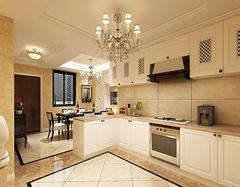 小户型厨房装修设计 节省空间有妙招