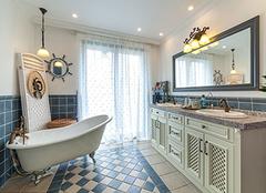 5坪米卫浴间装修案例 小卫浴间有大乾坤