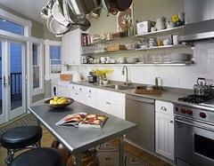 小厨房墙面收纳  妈妈再也不用担心厨房收纳不够用了