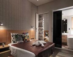 卧室隐形门的优缺点 建在家里的霍格沃兹