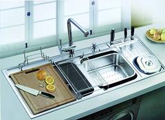 选择厨房水槽标准是什么 方便又实用!