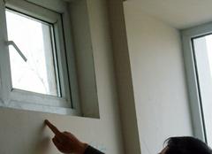 木门窗验收的五个使用小技巧