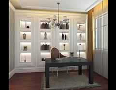 """地下室书房装修注意要点 打造完美""""静谧""""世界"""