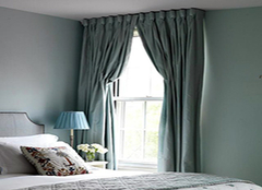特殊窗帘布艺的清洗方法 一定要尝试使用
