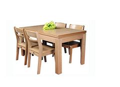 实木餐桌椅保养小诀窍 让家居更耐用