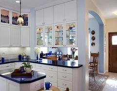 厨房和餐厅用什么隔断 这五种方法都好美