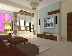 客厅新房装修设计原则 保质省钱又实用
