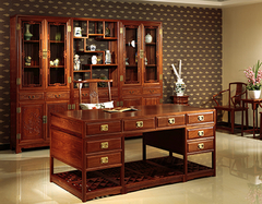 书房家具摆放禁忌有哪些? 你中招了吗