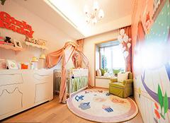 如何给宝宝打造健康舒适的儿童房
