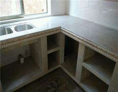 砖砌橱柜常见优缺点有哪些 看完再选也不迟