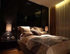 卧室装修布置技巧 大白墙也能美的冒泡