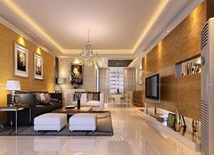 客厅装修选择哪种瓷砖好 让你选择更清晰