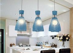餐厅灯具正确的选择 能让家居更醒目