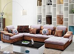 布艺沙发的挑选技巧 这么挑比床还舒服