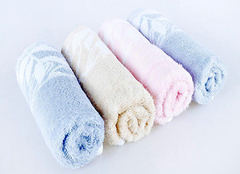 毛巾选购小诀窍 让清洁更彻底