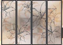 四种玻璃艺术窗的清洗方法 请对号入座