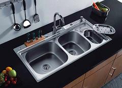 如何选购厨房水槽更实用 小空间也有大作为