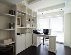 开放式书房怎么设计? 你知道要遵循哪些原则吗?