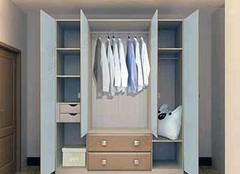 选购整体衣柜避开五大误区 千万不要跳坑里