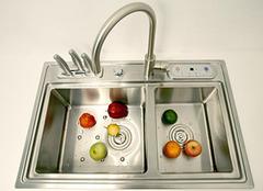 不锈钢水槽如何保养效果好 干净更耐用