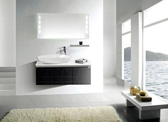 不锈钢浴室柜的优点有哪些 选好浴室更卫生