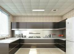 厨房天花板吊顶安装方法 厨房装修必备!