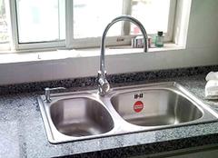 单双水槽网上选购标准 你做到了吗?