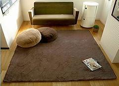 不同地毯材质特点解析 给家居恰到好处的点缀