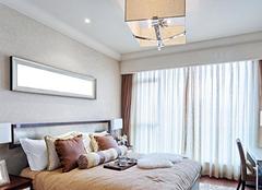 卧室窗帘搭配小诀窍 让卧室更温馨