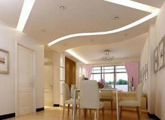 客厅吊顶装修注意事项 助你轻松打造完美客厅