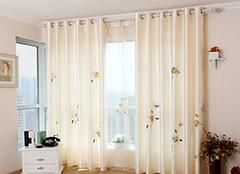 中式窗帘如何保养 让居室更浪漫