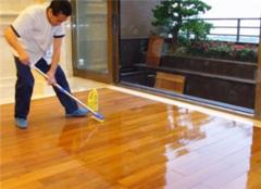 不同地板日常怎么清洗 最全攻略送给你