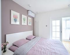 卧室色彩搭配案例 轻松助眠