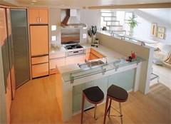 各类厨房设计优缺点 选出你爱的厨房(上)