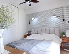 小卧室打造技巧 卧室虽小生活不小