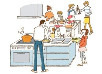 舒适厨房布局 从平立面开始