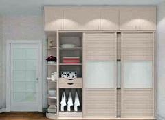 卧室衣柜选购小诀窍 轻松打造舒适小窝