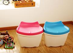 收纳凳选购小诀窍 让家居美观更实用