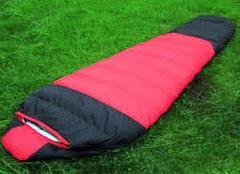 睡袋选购小诀窍 让出行更方便