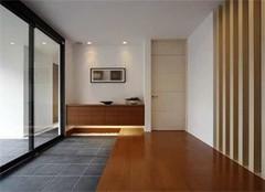 """玄关设计要点 入门空间影响住宅的""""脸面"""""""