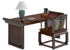书房的桌椅怎么选择 看完立马能开窍