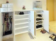 玄关收纳柜设计要点 玄关收纳柜的三种形态