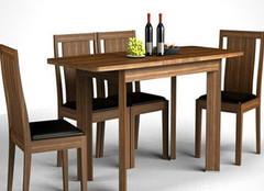 定做餐桌椅的两大好处 看完宝妈都会心动