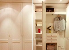 衣柜柜门门板材料解析 家居美观更环保